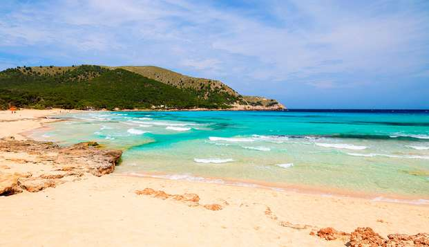 Descanso, relax y media pensión en Palma de Mallorca