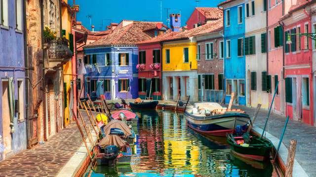 Soggiorno in Villa a Mestre con tour delle Isole di Burano e Murano