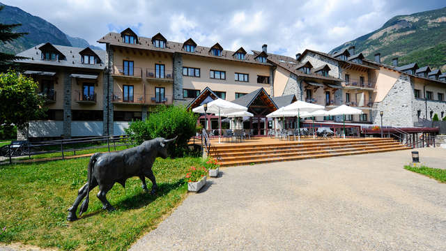 SOMMOS Hotel Benasque Spa