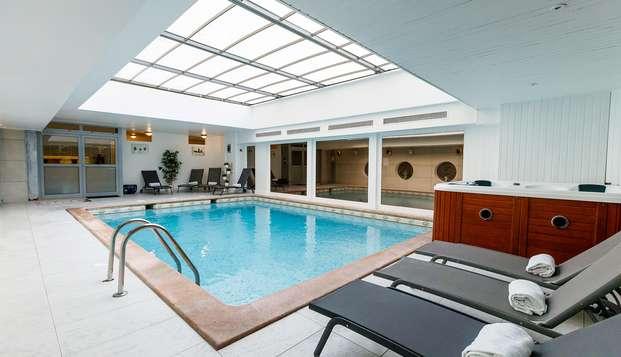 Acceso al spa en un hotel de 4 * en Niza