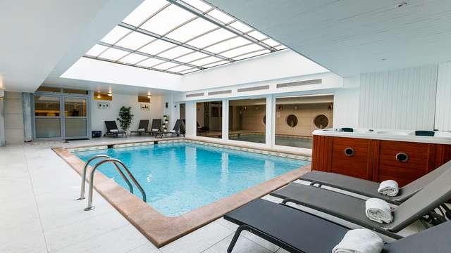 Pause détente avec accès au spa dans un 4 étoiles niçois
