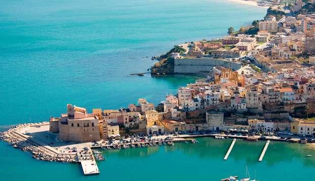 Entre Alcamo Marina y Castellammare del Golfo, una estancia para descubrir Sicilia