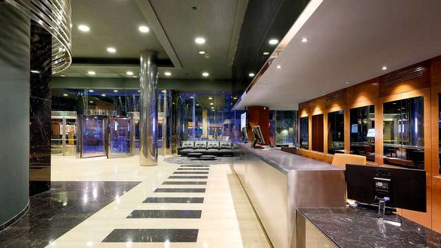 Hotel SB Icaria Barcelona - N LOBBY