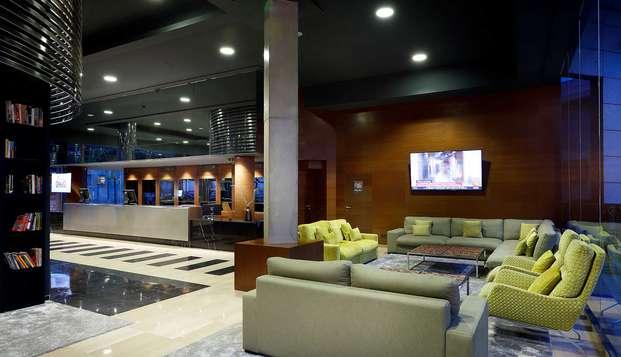 Hotel SB Icaria Barcelona - N LOUNGE