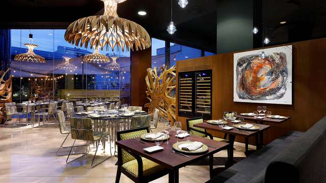 Hotel SB Icaria Barcelona - N RESTAURANT