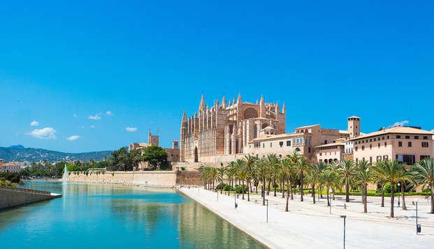 Parenthèse de détente aux portes de Palma de Majorque