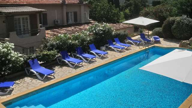 Hotel New Life - Les Jardins de Bormes