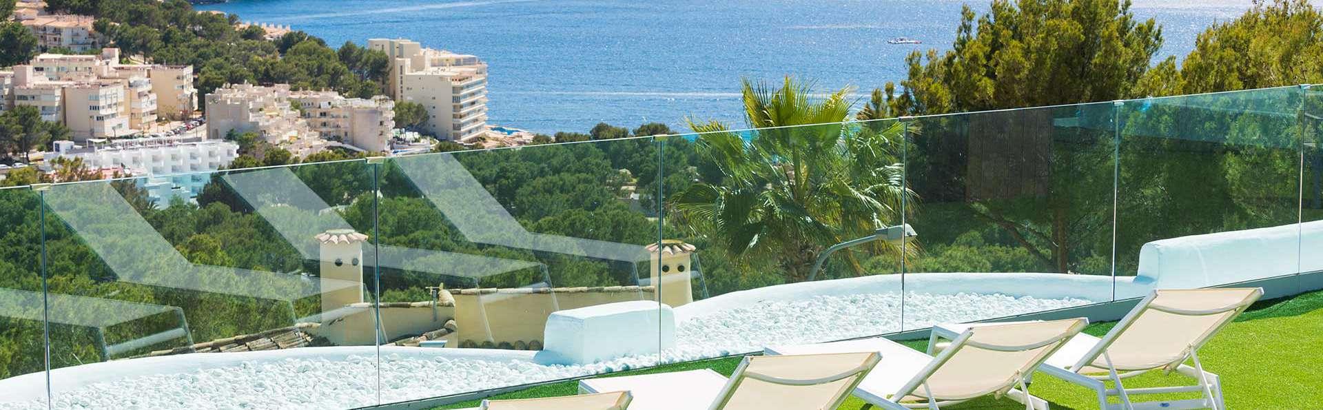 Escapada Relax en Mallorca: con media pensión, acceso al spa y detalles románticos