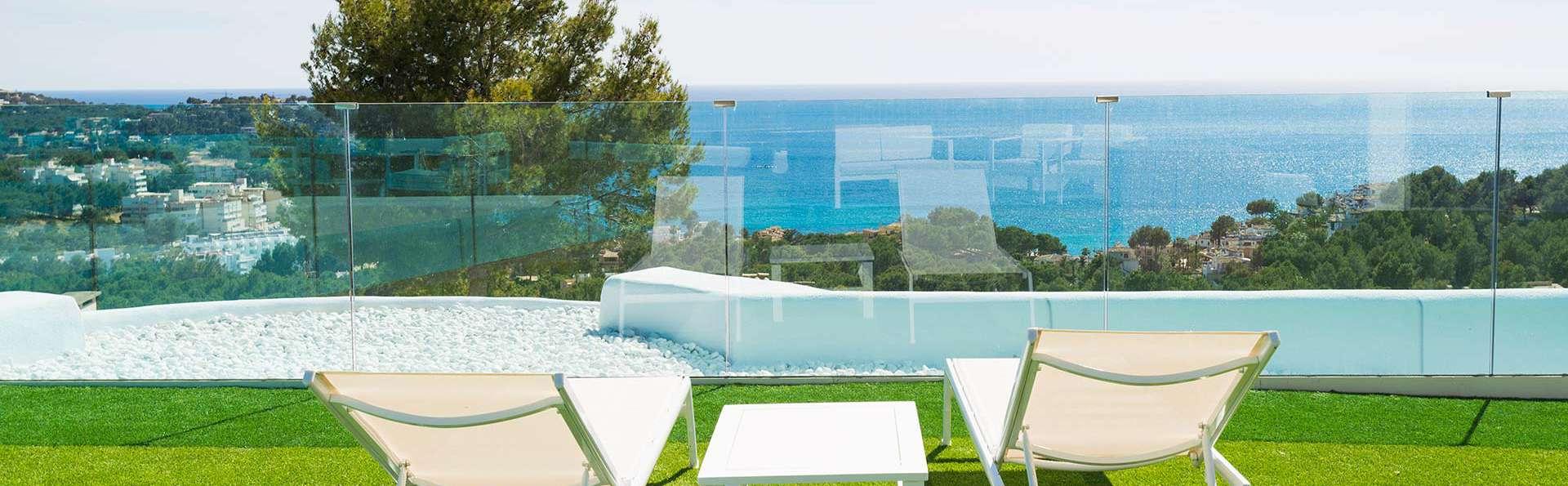 Alojamiento y desayuno en un precioso hotel cerca de Palma