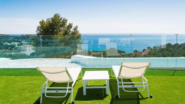 Hébergement et petit-déjeuner dans un bel hôtel près de Palma