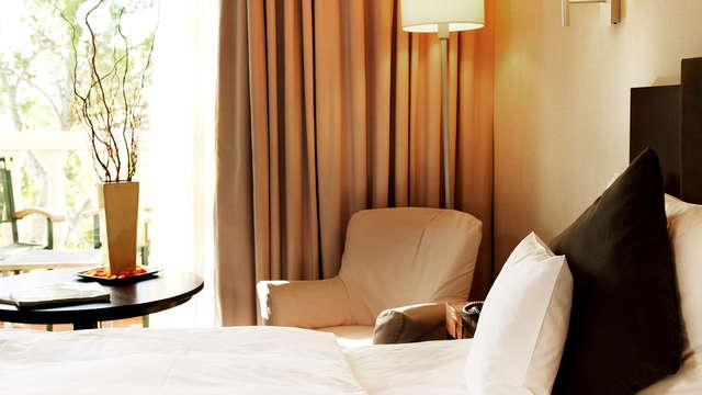 1 noche en habitación doble confort vista al mar para 2 adultos