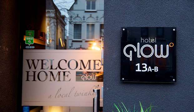 Boutique Hotel Glow - N FRONT
