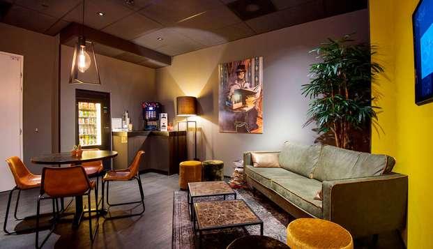 Luxe, design et shopping au coeur d'Eindhoven
