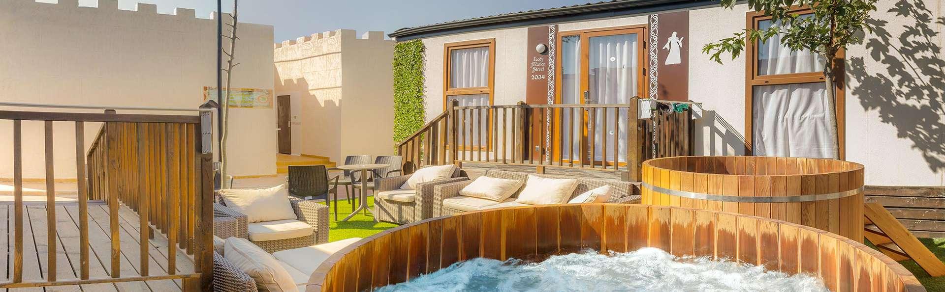 Partez à l'aventure dans un resort thématique à Benidorm, avec petit-déjeuner inclus