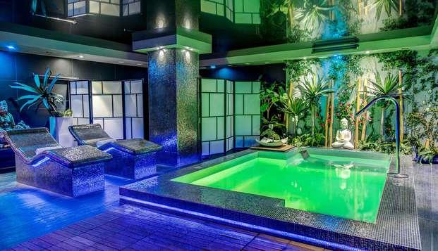 Lujo & Relax: Escapada con acceso al Spa en Suite en el centro de Salamanca