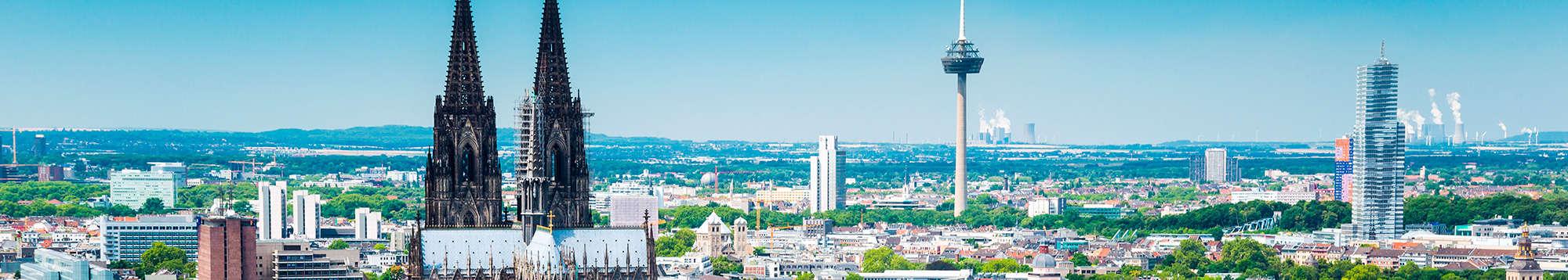 Week-end et séjour Cologne
