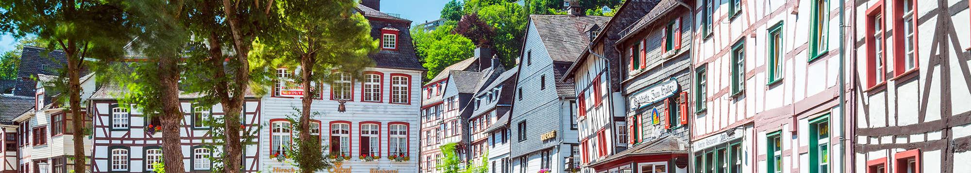 Weekendje weg in Monschau