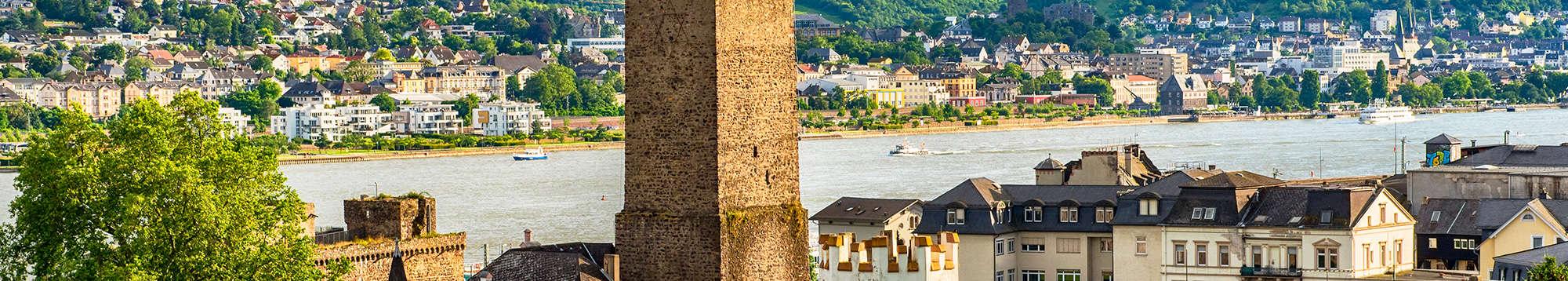 Escapadas fin de semana en Rüdesheim