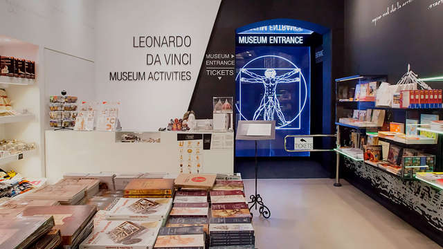 Soggiorno alle porte di Venezia con visita al Museo Leonardo da Vinci