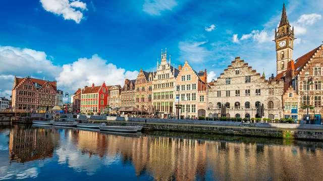 Citytrip naar Gent en genieten van luxe en wellness