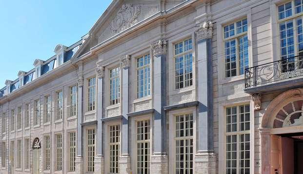 Disfruta del lujo y el prestigio de la hermosa ciudad de Gante