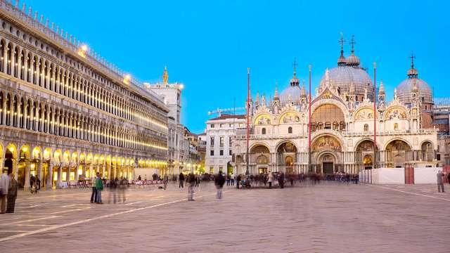 Elegante soggiorno a Venezia con visita a Palazzo Ducale e ai musei di Piazza San Marco