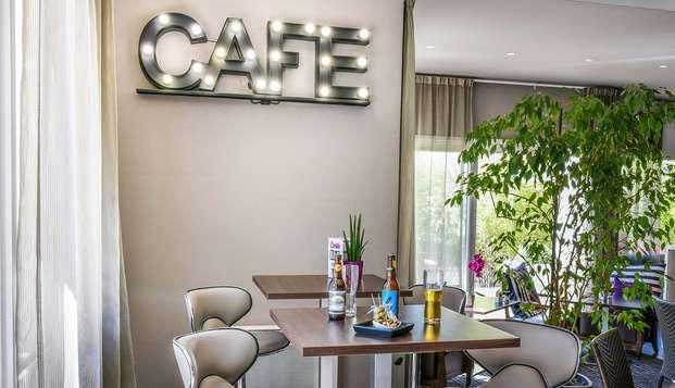Best Western Plus Karitza - NEW CAFE