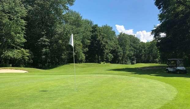Domaine de la Foret d Orient - Natur Hotel Golf Spa - N GOLF