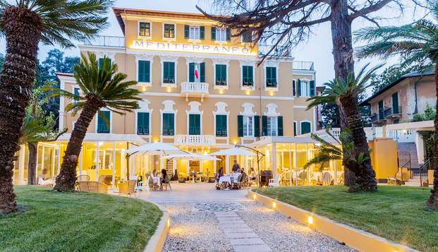 Notte in stupenda palazzina settecentesca a Santa Margherita Ligure