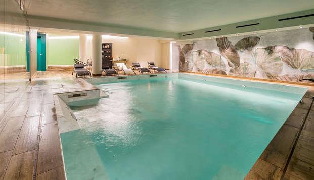 Soggiorno di due notti di relax a Santa Margherita Ligure con accesso al centro benessere