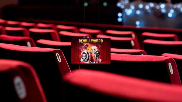 """Entrée pour le spectacle """"Deaullywood"""" avec dîner et séjour 4* à Deauville"""