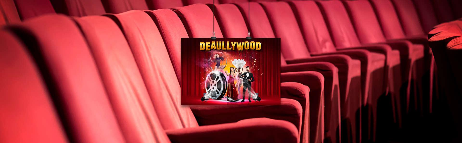 """Entrée pour le spectacle """"Deaullywood"""" avec dîner et séjour 3* à Deauville"""
