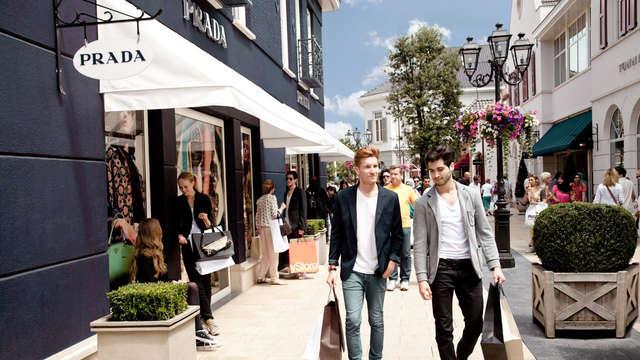 Heerlijk dagje shoppen in designer outlet Roermond