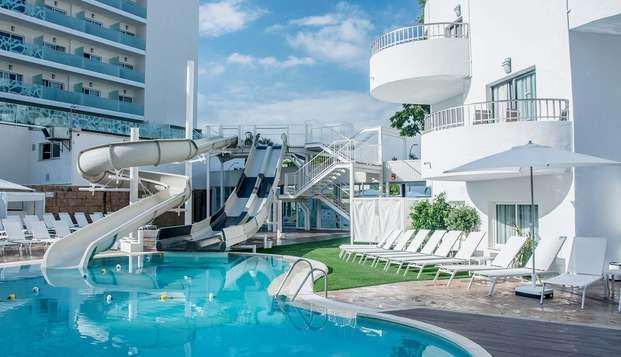 Placer, descanso y relax en un bonito hotel en Playa Gandía (no reembolsable)