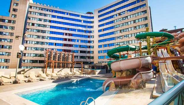 Minivacaciones en la Costa Blanca con todo incluido en un 4* con aquapark (desde 3 noches)