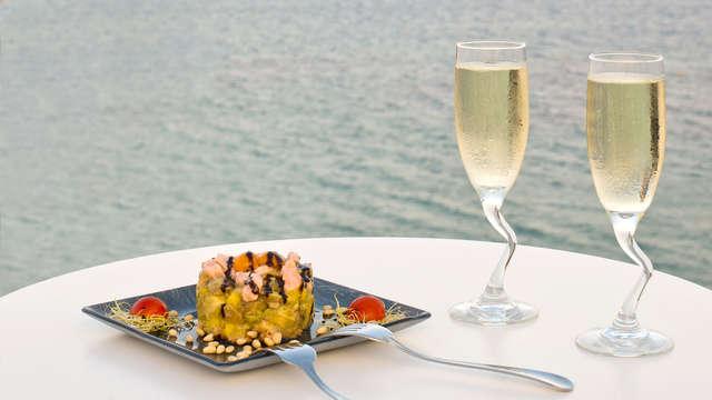 Oferta exclusiva: Escapada con alojamiento , desayuno y acceso directo a la playa (desde 2 noches)