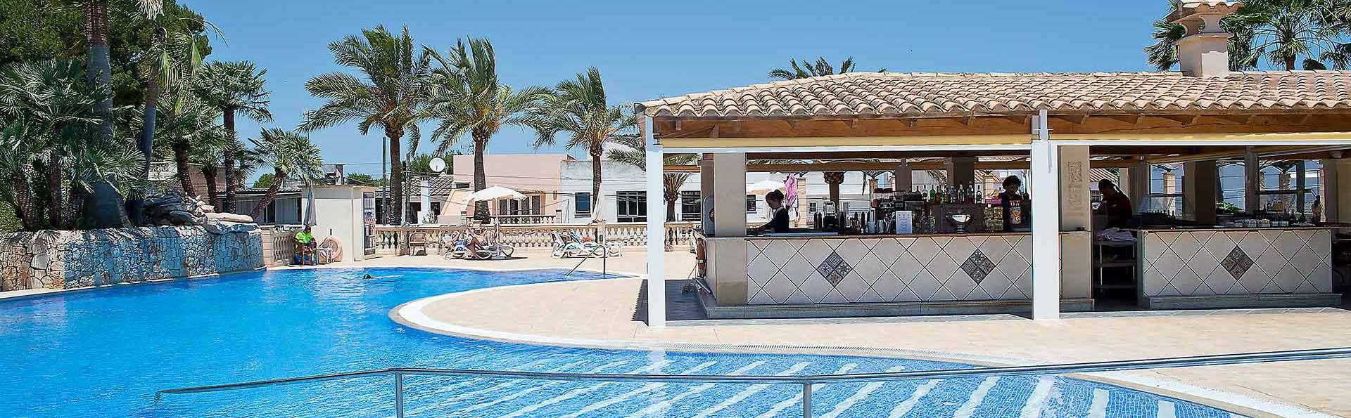 Vacances en demi-pension à Portocolom : quartier calme avec des plages spectaculaires