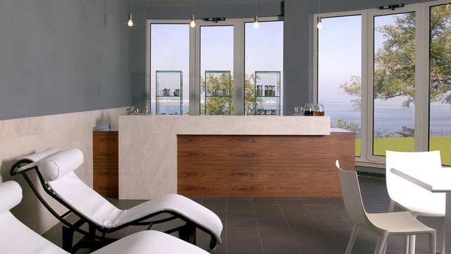 Sulla Costa Viola in un resort 5* con accesso alla spa e trattamento inclusi