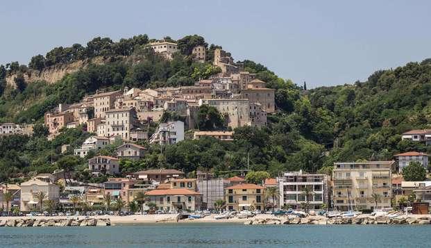 Parentesi di relax a Marina di Massignano
