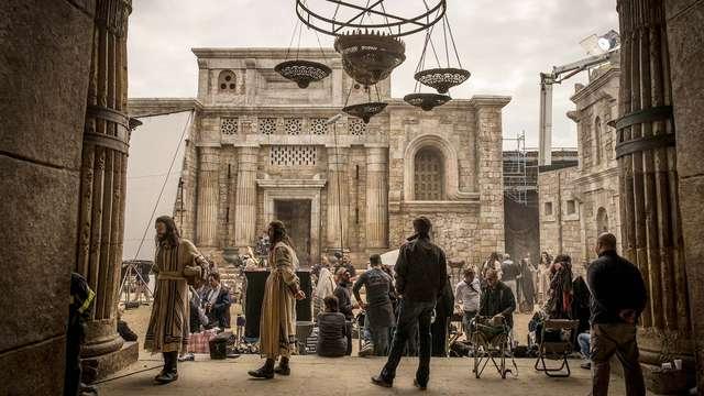 Découverte des plateaux de cinéma de Rome et Cinecittà (à partir de 2 nuits)