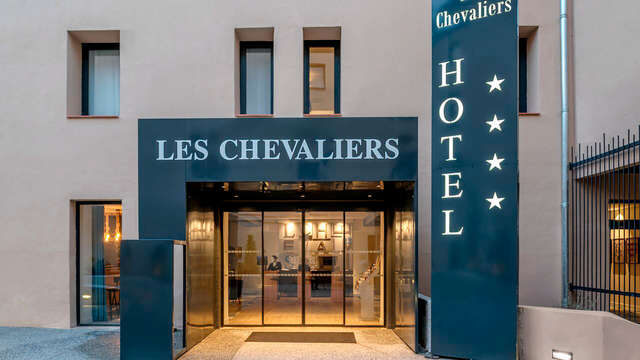 Hotel Les Chevaliers