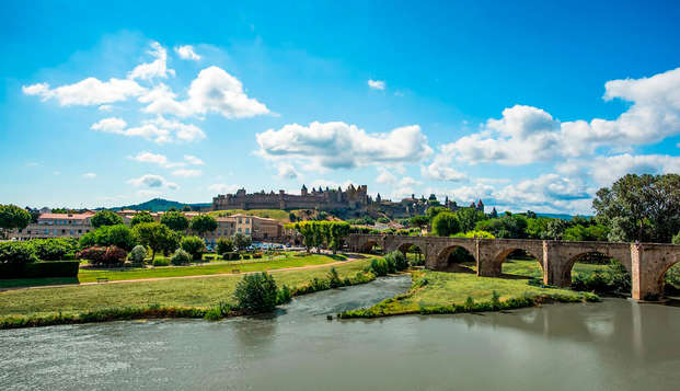 Week-end découverte et dîners régionals à Carcassonne