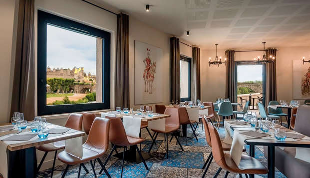 Hotel Les Chevaliers - RESTAURANT