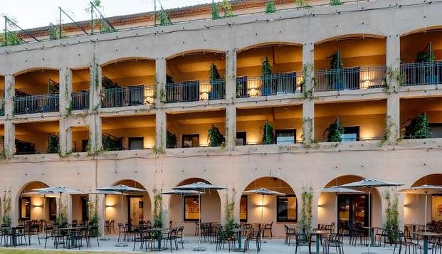 Hotel Les Chevaliers - TERRACE