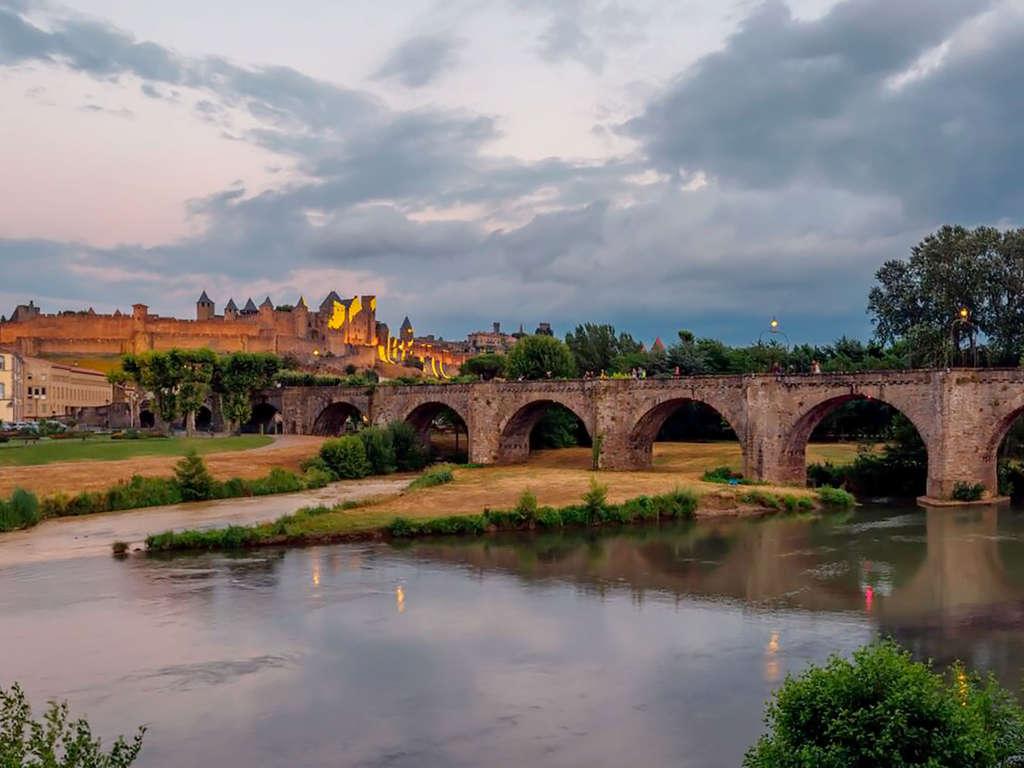 Séjour Aude - Découvrez Carcassonne à vélo  - 4*