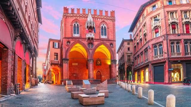 Soggiorno ad un passo dal centro storico di Bologna