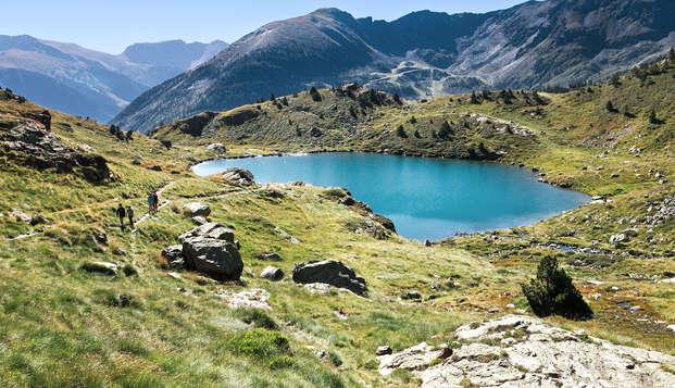 Relax y cena para dos entre valles y montañas en el corazón de Andorra