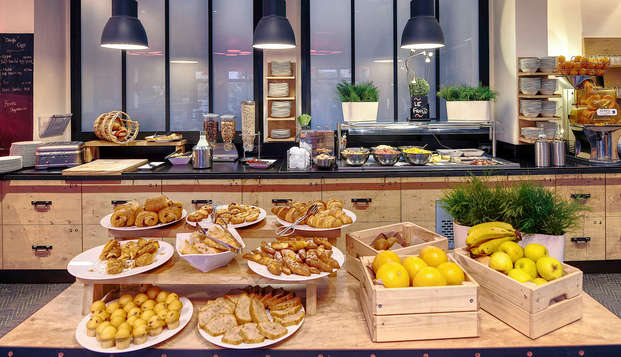 Mercure Pont d Avignon Centre - Breakfast