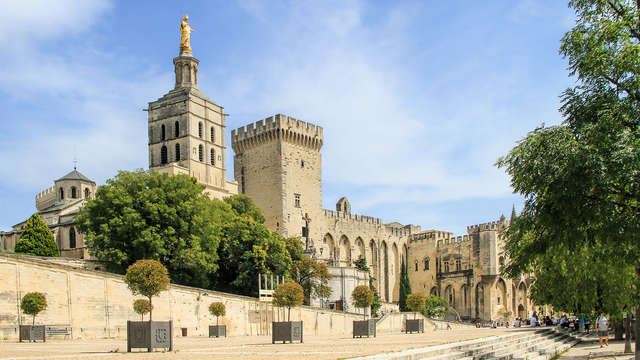Pied-à-terre idyllique au cœur d'Avignon
