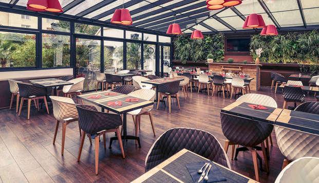 Mercure Pont d Avignon Centre - Restaurant